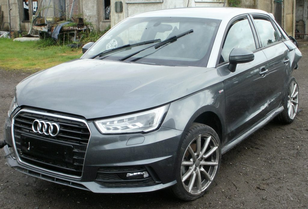 2015 65 audi a1 1 6 tdi s line breaking now melbourne autos. Black Bedroom Furniture Sets. Home Design Ideas