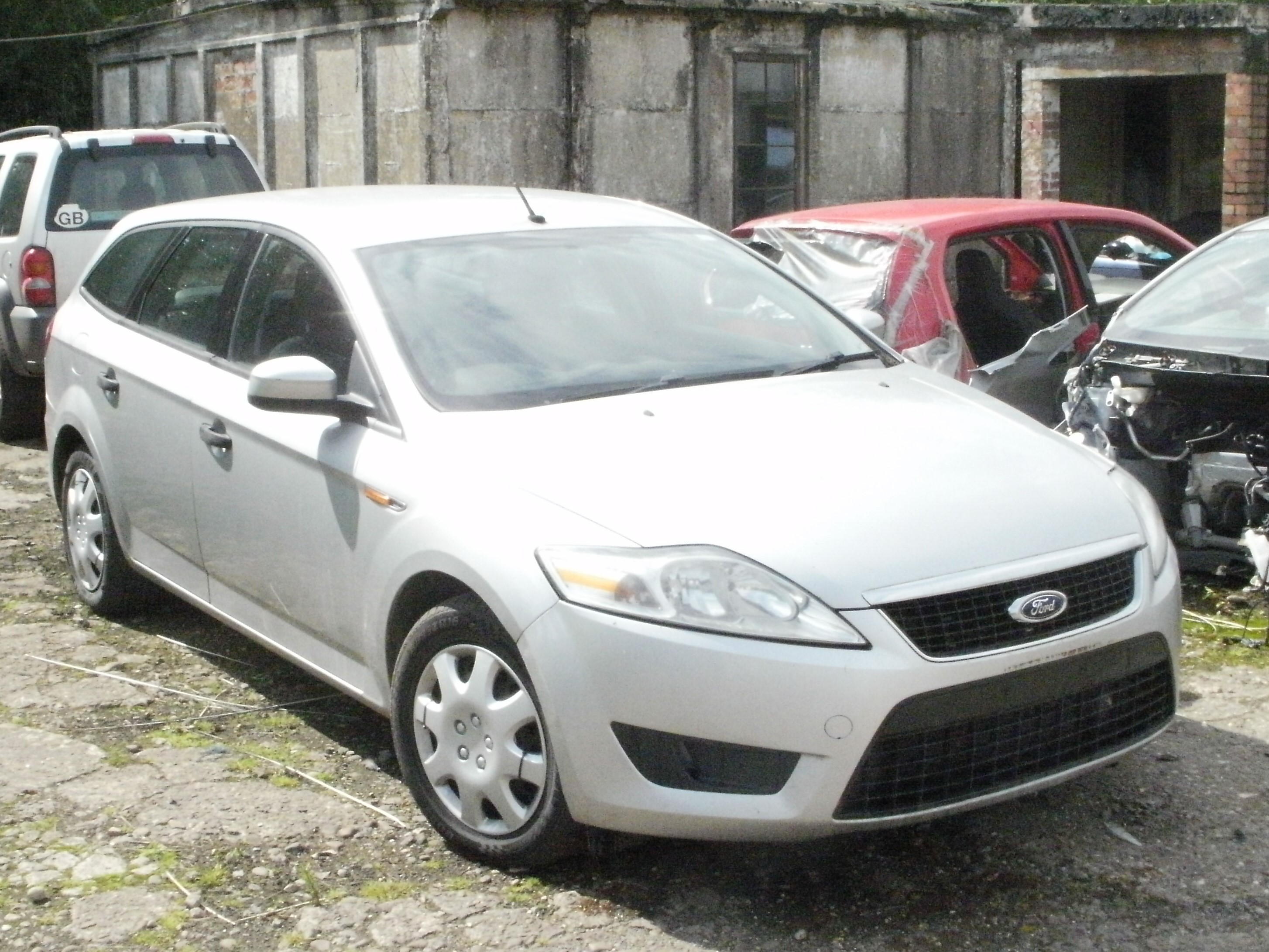 2008 Ford Mondeo Edge 1.8tdci Estate - Melbourne Autos